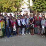 Aproape 3000 de elevi aparținând colegiilor și școlilor gimnaziale din Cugir au luat în această dimineață startul în noul an scolar 2017-2018