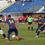 Dubla lui Andrei Făgărășanu urcă echipa de sub Drăgana în fotoliul de lider: Fotbal Comuna Recea – Metalurgistul Cugir 1-2 (1-0)