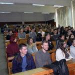 """Elevii Colegiului Național """"David Prodan"""" din Cugir au participat la o întâlnire pe teme medicale și de orientare în carieră"""