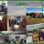 """O delegație de profesori de la Școala Gimnazială Nr. 3 din Cugir a efectuat o vizită în Islanda, în cadrul Proiectului de Parteneriat Strategic Ka 2 – """"Earthworm"""""""