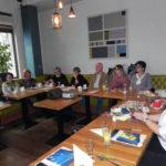 """Întâlnire între medicii specialiști și cei de familie din orașul Cugir. Tema reuniunii: """"Microbiota intestinală în era rezistenței la antibiotice"""""""