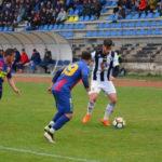 """""""Șepcile roșii"""" au câștigat derby-ul de sub Drăgana: Metalurgistul Cugir – """"U"""" Cluj 1-2 (1-1)"""