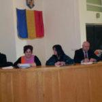 Primăria Cugir a găzduit Ședința Comitetului Consultativ de Dialog Civic pentru Problemele Persoanelor Vârstnice pe luna noiembrie 2017