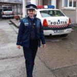 Agentul Boancăş Oana Andreea, din cadrul Poliţiei Oraşului Cugir, a reușit să stopeze o infracțiune de tâlhărie aflată în desfășurare