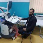 Medicul Mostafa Mahmoud Ismail s-a alăturat, începând din această lună, colectivului de la compartimentul de Obstetrică-Ginecologie al Spitalului orășenesc din Cugir