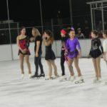 Aproape 500 de cugireni au fost fascinați de evoluția unor patinatori talentați de la Clubul Sportiv Școlar din Miercurea Ciuc