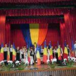 Spectacol omagial dedicat Zilei Naționale a României, organizat de autoritățile din Cugir la împlinirea a 99 de ani de la Marea Unire din 1 Decembrie 1918