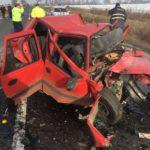 Trei persoane au decedat după ce două autoturisme s-au ciocnit violent pe DN7, la ieşirea din Orăştie