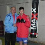 Tânărul pugilist cugirean Ioan Andrei Mătean a fost convocat la Centrul Național de Pregătire Olimpică