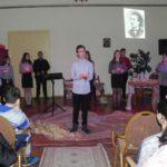 Marele poet național Mihai Eminescu omagiat ieri, 15 ianuarie 2018, la Casa de Cultură a orașului Cugir