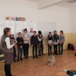 Spectacol dedicat Zilei Unirii Principatelor Române găzduit de Școala Gimnazială Nr. 3 din Cugir