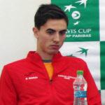 Tenismenul Bogdan Borza, originar din Cugir, convocat în lotul de Cupa Davis al României pentru partida cu Luxemburg