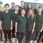 """Echipa Colegiului Tehnic """"Ion D. Lăzărescu"""" din Cugir va fi una din cele trei echipe care vor reprezenta județul Alba la Competiția Națională de Robotică"""
