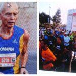 Cugireanul Vasile Hârjoc s-a clasat pe locul I la semimaratonul internațional de la Ierusalim, la categoria 65 +