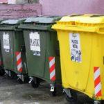 Primăria orașului Cugir a amenajat un punct de colectare selectivă a deșeurilor menajere, pe strada Viitorului