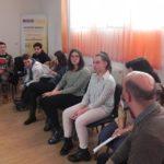 Ieri, 28 februarie 2018, a avut loc la Cugir o manifestare de comemorare a HOLOCAUSTULUI organizată cu sprijinul școlilor din oraș