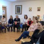"""Sâmbătă, 17 martie 2018, Grădinița """"Voinicel"""" din Cugir a găzduit un nou modul din proiectul național """"Școala Familiei"""""""