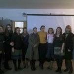 """Sâmbătă, 3 martie 2018, Biserica """"Sfinții Trei Ierarhi'' din Cugir a găzduit un nou modul din proiectul național """"Școala Familiei''"""