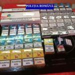 Două persoane din Cugir au fost reținute pentru contrabandă cu ţigări şi alcool