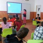 """Ieri, 21 martie 2018, elevii și dascălii de la Școala Gimnazială """"Singidava"""" din Cugir au celebrat """"Ziua Mondială a Apei"""""""