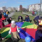 """Manifestare dedicată """"Zilei Internaționale de Conștientizare a Autismului"""" organizată ieri, 25 martie 2018, de Asociația """"Raul Cosmin"""" din Cugir"""
