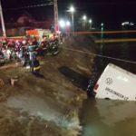 """Nouă persoane care lucrau la """"negru"""" pentru o firma din Cugir au decedat în urma unui accident rutier petrecut în județul Neamț"""