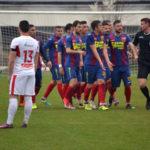 Făgărășanu aduce o nouă victorie pentru echipa de sub Drăgana: Metalurgistul Cugir – Unirea Dej 2-0 (2-0)