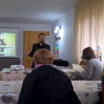 """Școala Familiei: Un nou modul intitulat """"Mesaje mediatice"""" s-a desfăşurat de curând la Biserica """"Sfinţii Trei Ierarhi"""" din Cugir"""