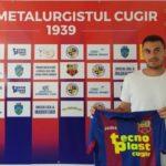 Fundașul Ionuț Tătaru este prima achiziție estivală pentru Metalurgistul Cugir