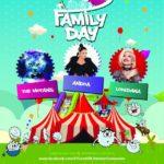"""Sâmbătă, 19 mai 2018: Concerte cu Loredana, Andra și The Motans la """"Family Day by STC"""", pe stadionul din Cugir. Vezi PROGRAMUL evenimentului"""