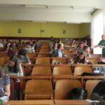 """Colegiul Național """"David Prodan"""" din Cugir a fost gazda celei de-a IX-a ediții a Concursului Interjudețean de Matematică """"Profesorul Ioan Mariș"""""""