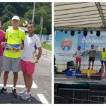 """Cugirenii Vasile Hârjoc și Daniel Scrob au obținut primele două locuri la """"Maratonul Virșlilor"""" de la Deva"""