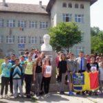 """În cadrul Școlii Gimnaziale """"David Prodan"""" din Săliștea a fost înființat Cercul """"Cultul Eroilor"""""""