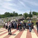 A fost înmormântat Lucian Farcaș, tânărul de 36 de ani din Cugir decedat în tragicul accident de motocicletă petrecut în Germania