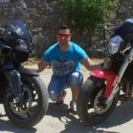 """Motocicliștii de la """"Lupii Sigidavei"""" strâng bani, pentru a repatria trupul neînsuflețit al tânărului din Cugir decedat într-un accident de motocicletă petrecut în Germania"""