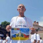 Mâine, 16 iunie 2018, cugireanul Vasile Hârjoc intenționează să parcurgă într-o singură zi, pe bicicletă, distanța dintre Alba Iulia și București
