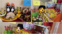"""""""Toamna Veselă"""" – Expoziție de figurine realizate din fructe și legume de sezon, organizată la Grădinița cu Program Prelungit """"Prichindel"""" din Cugir"""