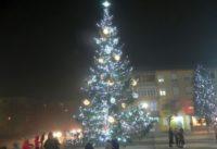 Ieri, 6 decembrie 2019, la Cugir a fost pornit iluminatul festiv dedicat sărbătorilor de iarnă