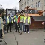 Adrian Teban: Primăria orașului Cugir este pregătită să facă față primului val de zăpadă